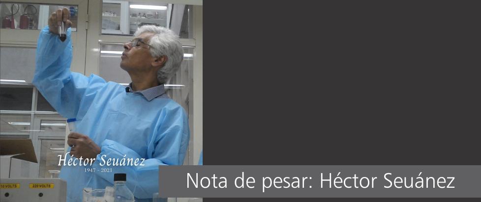 Nota de pesar: falecimento de Héctor Seuánez
